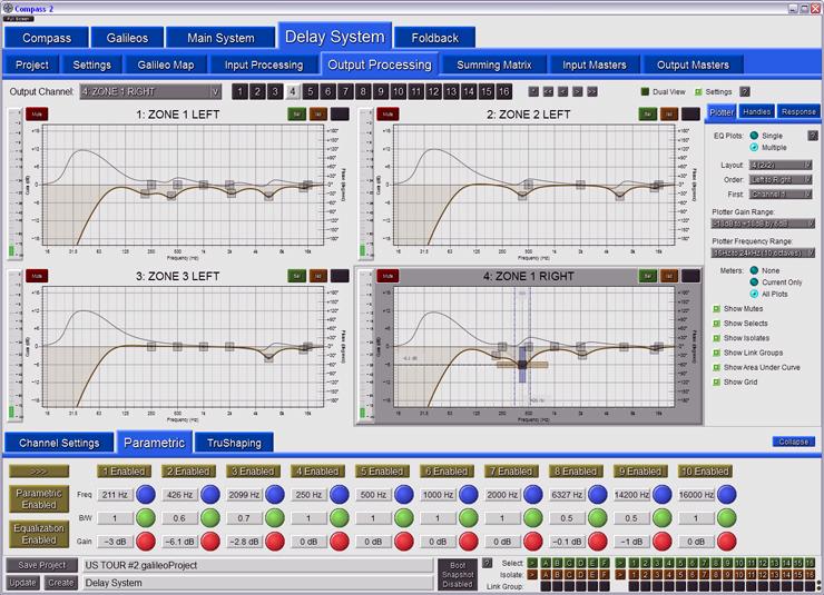 Meyer Galileo Software