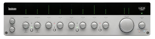 Lexicon Unveils I˙ONIX Series of Desktop Recording