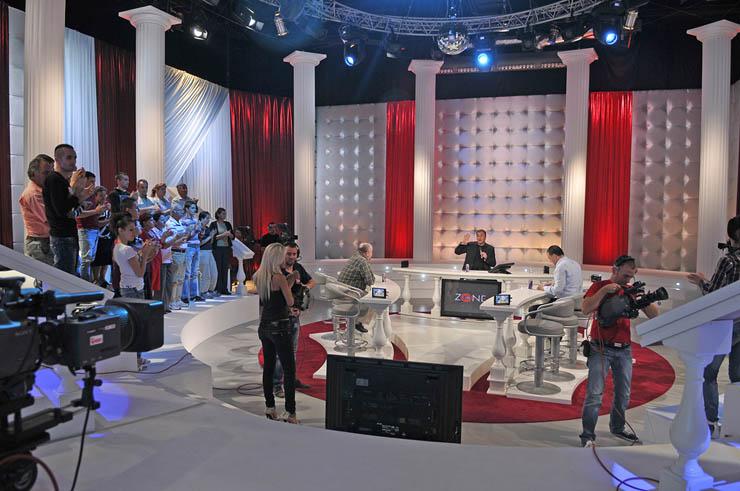 Talk Show Set tv Talk Show Sets