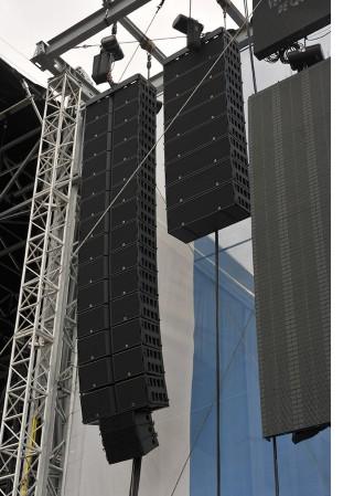 Les differents montages SON en events, puissances utilisées etc... L-acoustics_solotech1
