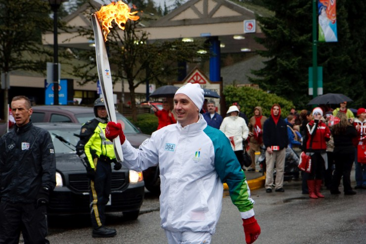 Riedel Carries The Olympic Torch Lightsoundjournal Com