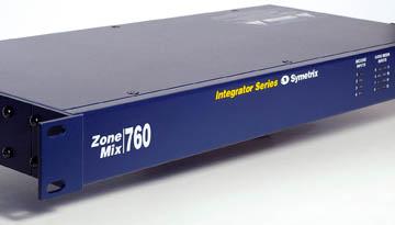 Symetrix Updates Zone Mix 760 and Deuce 722 Software