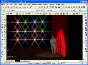 Lighting Design Visualizer : Ld assistant 04 lightsoundjournal.com