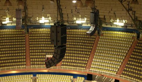 Freeman Coliseum Finds Its Sonic Focus With L Acoustics