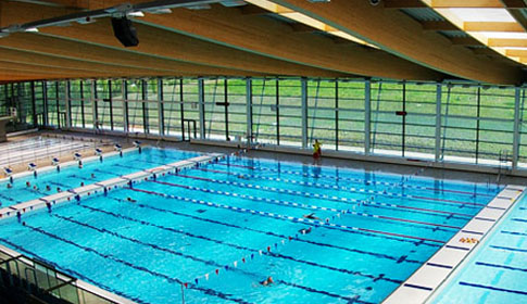 Rcf networks bangor aurora aquatic leisure complex in - Bangor swimming pool northern ireland ...
