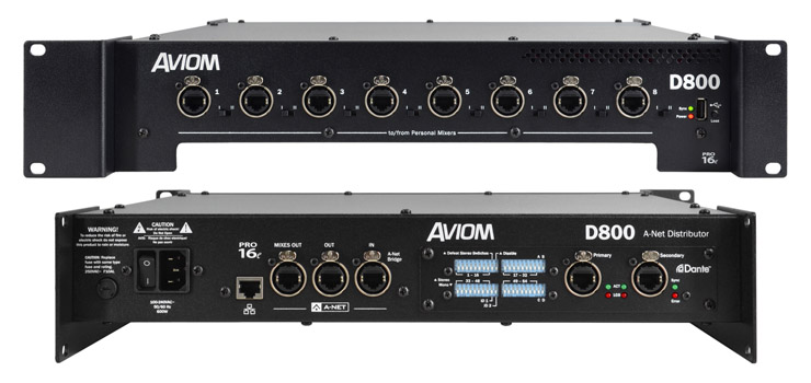 Audinate And Aviom Announce Licensing Agreement