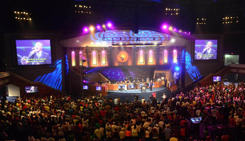 World Changers Church Upgrades With Powersoft K3
