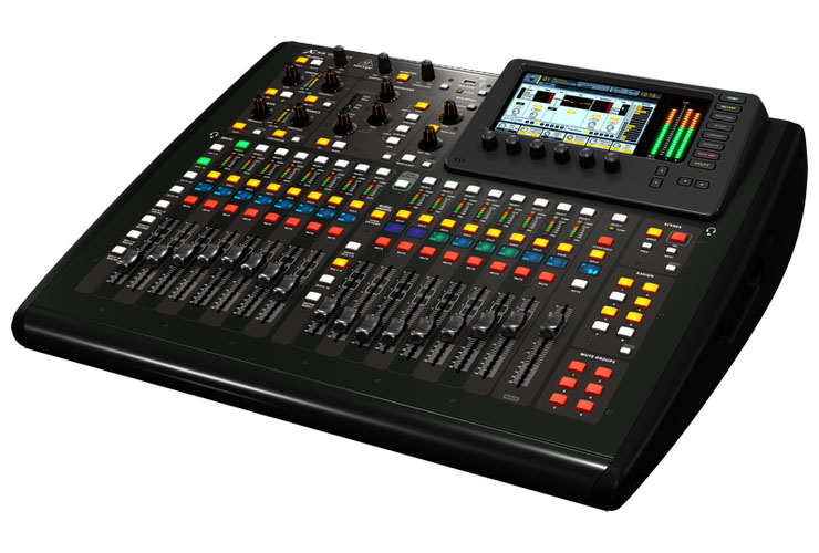 Behringer X32 Compact Digital Live Recording Mixer Now