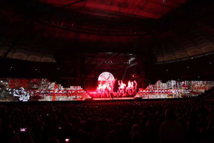 XL Video Roger Waters by Richard Turner 1