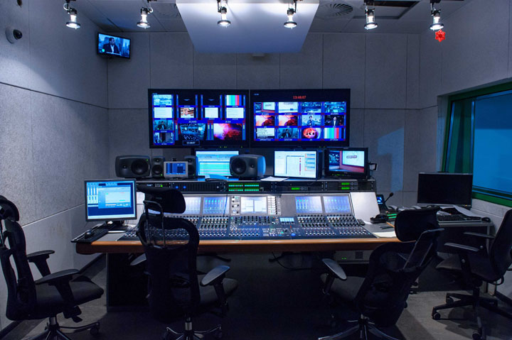 Rt Gears Up For Hd Broadcasting With Lawo