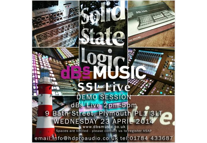 SSL Live DBS Poster