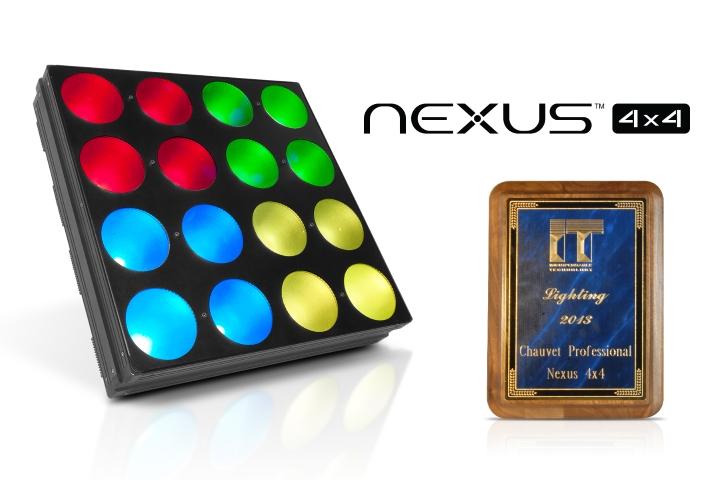 ChauvetProfessional-nexus-award 720