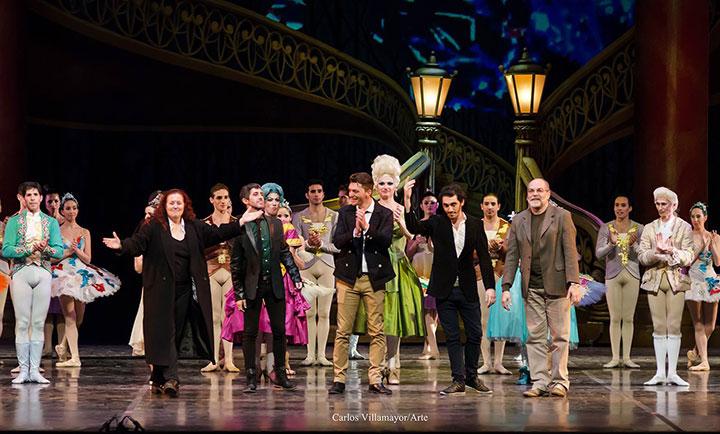 Cinderella at Teatro Argentino de La Plata