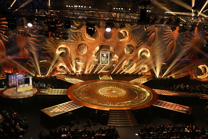 Grandma2 at the international indian film academy awards - Paris 2000 hair salon ...