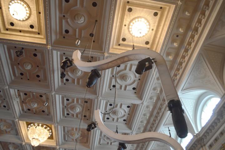 Prolyte, ProLyft, Amsterdam, Concertgebouw, Aetos, I-beam, Controllux