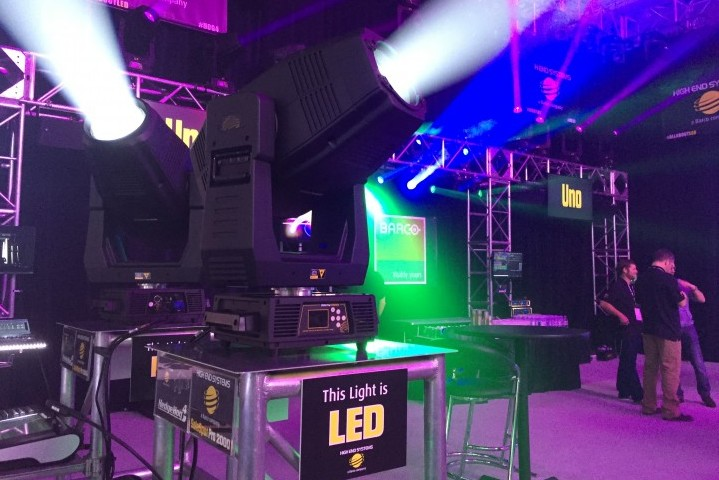 High End Systems SoloSpot Pro 2000 LDI 2015