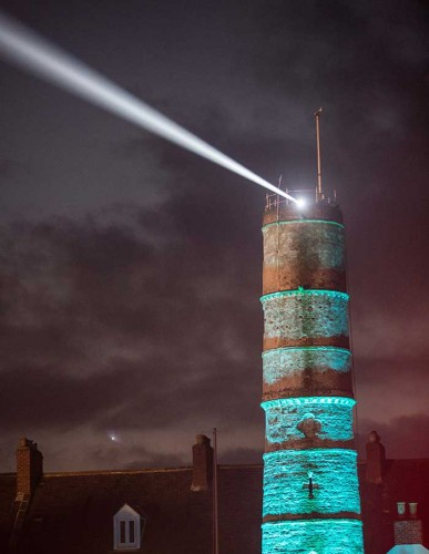 DTS Raptor Evo Blyth Fireworks and Light Spectacular