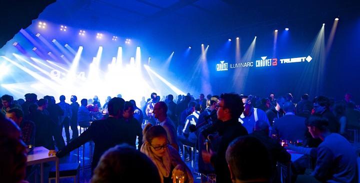 Chauvet European Grand Opening Event Belgium