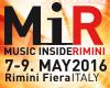 M.I.R. Music Inside Rimini logo