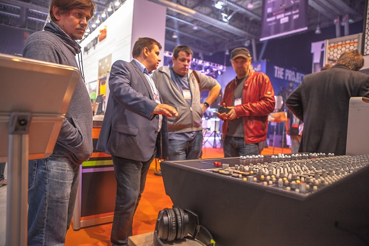 Interview with the organizer of NAMM Musikmesse and Prolight + Sound NAMM Russia