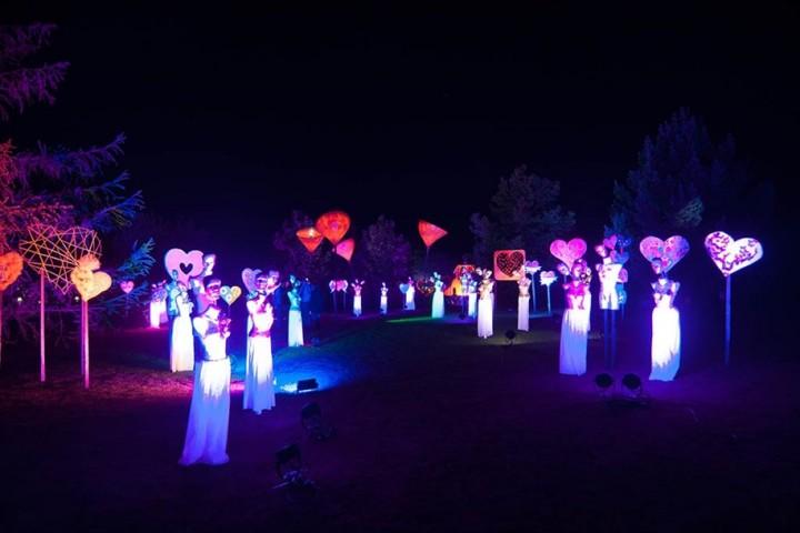 SGM Weatherproof Lighting Mysic Nights