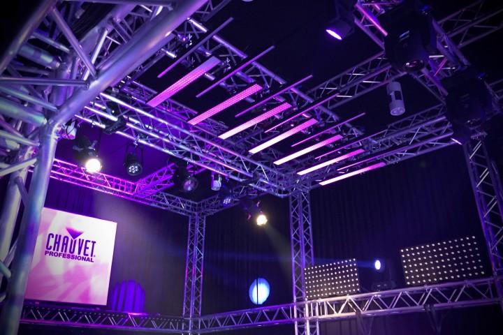 Chauvet Showroom European HQ Launch ZioGiorgio