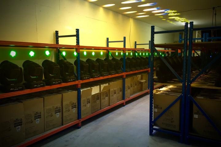Chauvet QA European HQ Launch ZioGiorgio