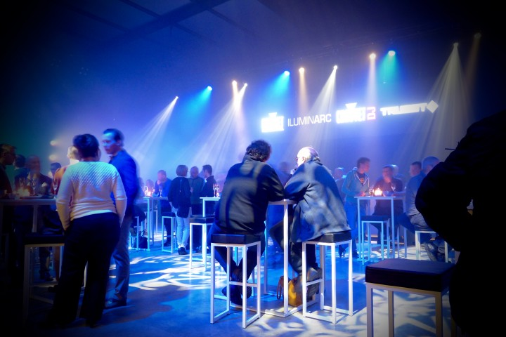 Chauvet European HQ Launch ZioGiorgio