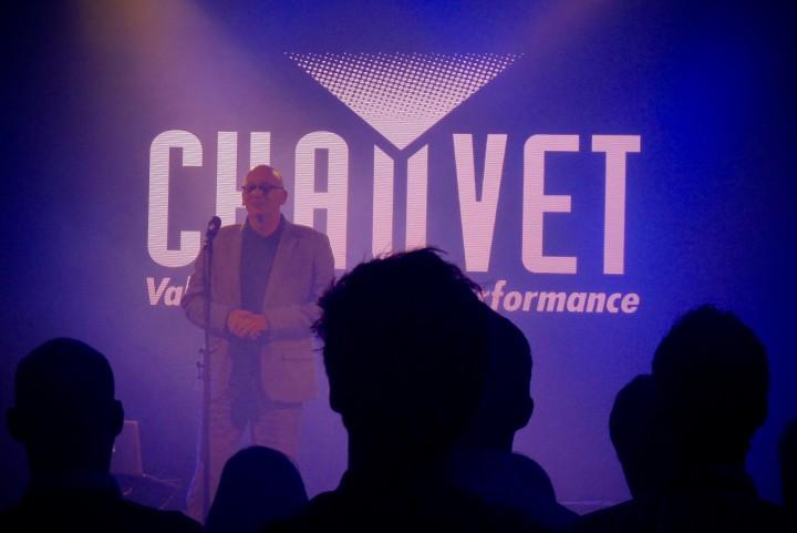 Chauvet Belgium HQ Launch ZioGiorgio