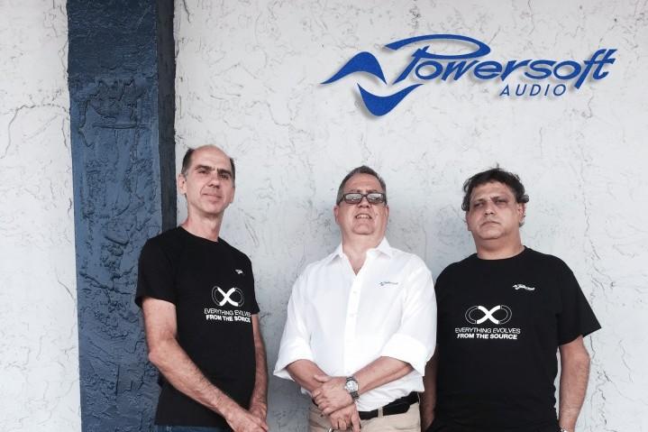 Powersoft Audio Brazil Distributor Universal Music