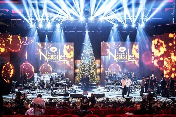 DTS Evo Rome Christmas Concert