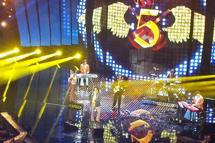 DTS Evo Raptor NICK NRG 1201 Sanremo Festival