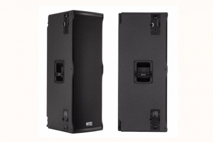 RCF TTL6-A Active Three-Way Line Array Module