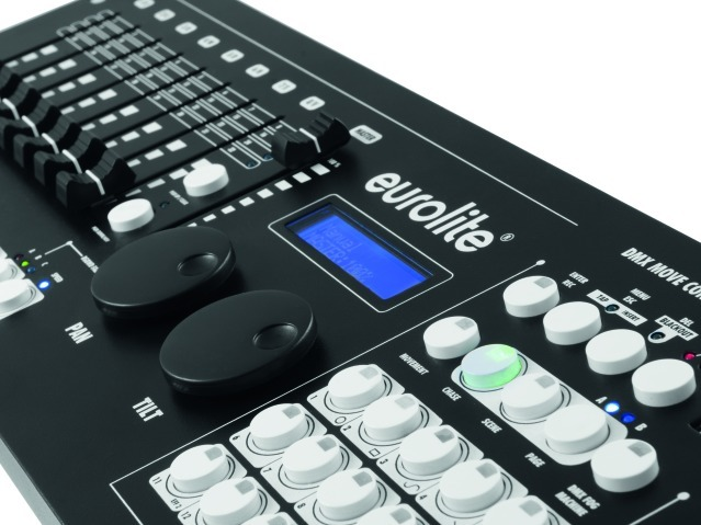 Steinigke Eurolite DMX Move Controller 512