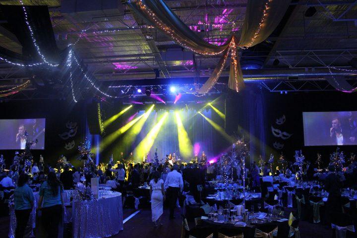 Robe Elite Sound And Lighting Ronald Mcdonald House Charity