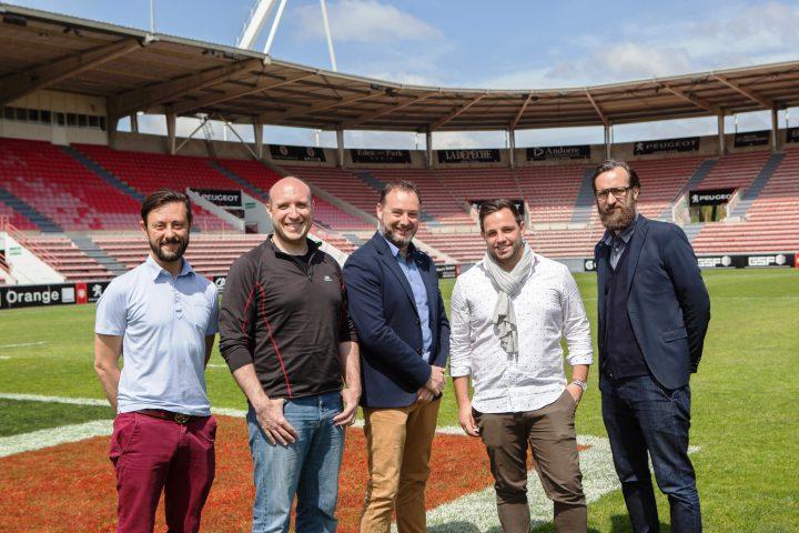 Powersoft Audio D.A.S. Stade Toulousain