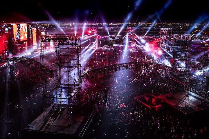 Robe EDC Las Vegas 2016