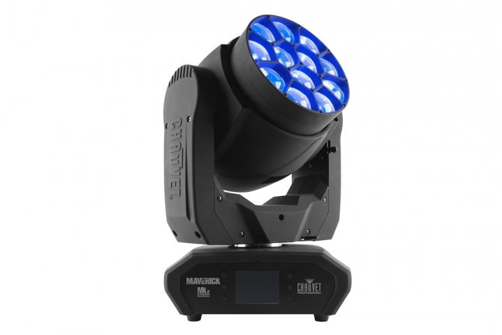 Chauvet Professional MK2 Wash Now Shipping