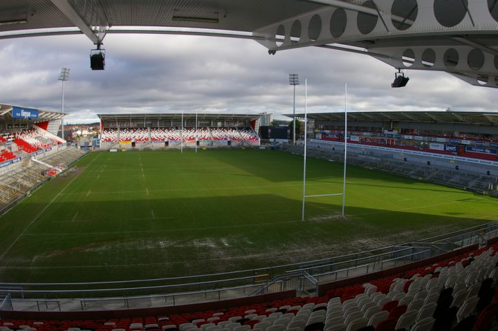 RCF PAVA Ulster Rugby