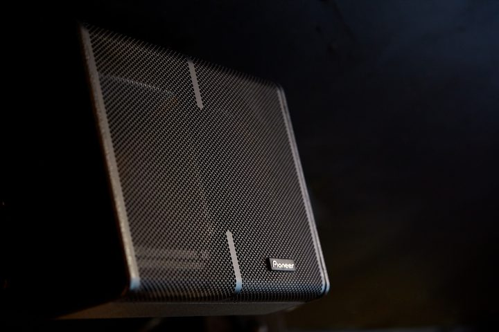 Club Blush Pioneer Pro Audio XY System