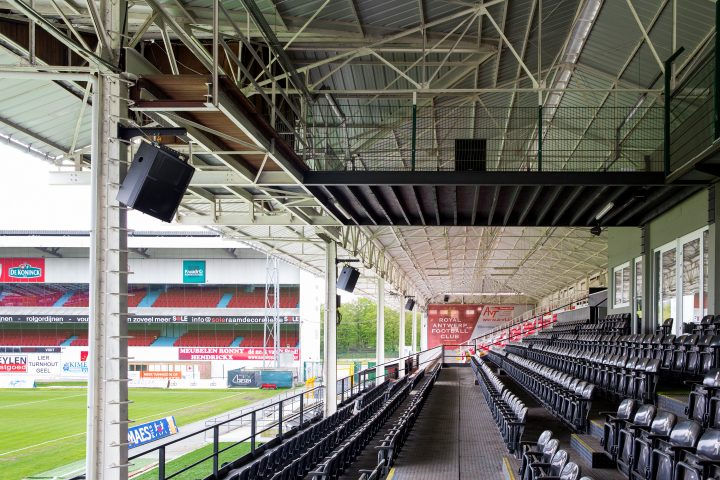 Pioneer Pro Audio Royal Antwerp Football Club