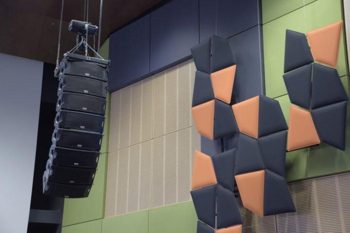 Powersoft Audio Deakin University Rusden Theatre X8