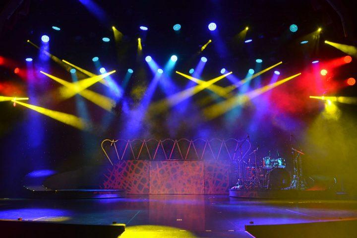 DTS Lighting Stratosphere Las Vegas Max L