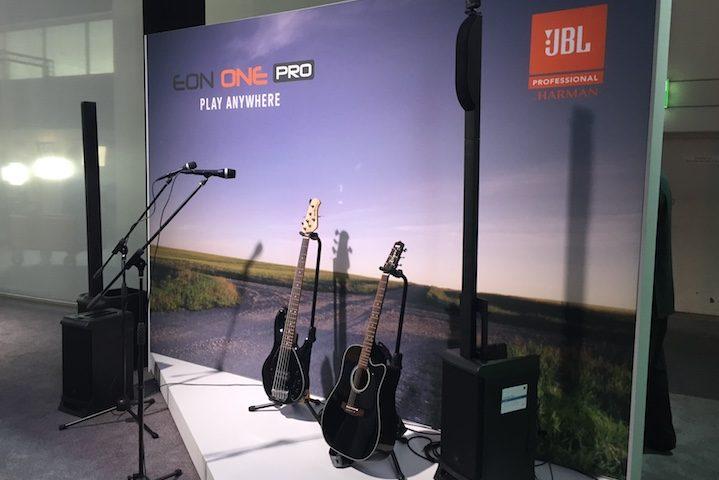 JBL EON ONE PRO PL&S 2017