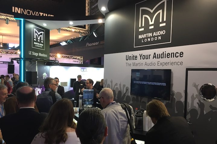 Martin Audio PL&S 2017 DISPLAY Scalable Resolution