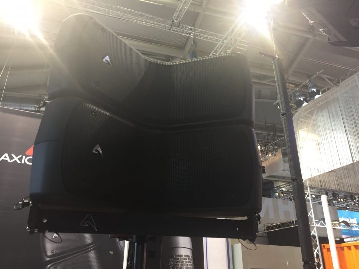 Proel Axiom Line Array PLS 2017