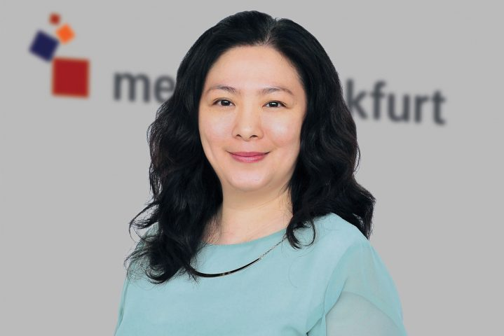 Ms Judy Cheung Prolight + Sound Guangzhou 2017 Interview