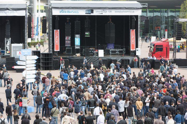Prolight & Sound 2017 Frankfurt LightSoundJournal Audio Report