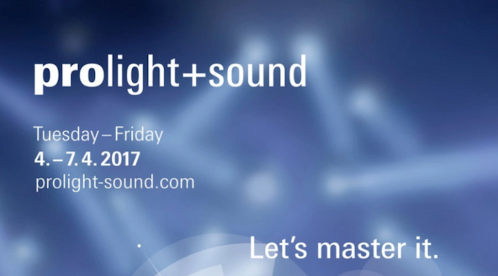 LightSoundJournal Masters Prolight & Sound 2017