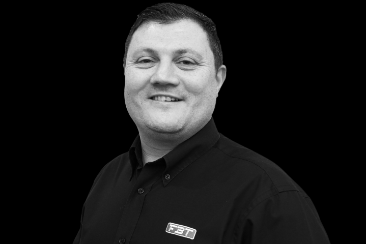 FBT Audio Northern Business Development Manager Robert Griffiths